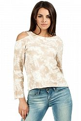 Béžové tričko MOE 129