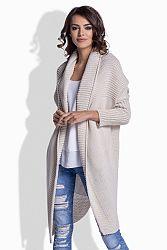 Béžový sveter LS174