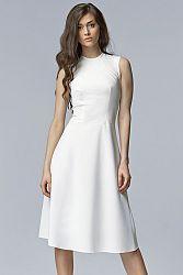 Biele šaty S62