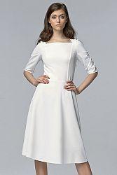 Biele šaty S63