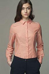 Broskyňová košeľa K43