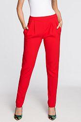 Červené nohavice MOE 195