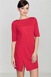 Červené šaty K200