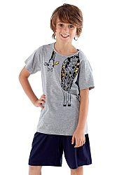 Chlapčenské pyžamo Giraffe