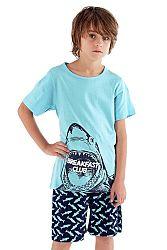 Chlapčenské pyžamo Shark