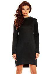 Čierne šaty H13