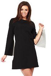 Čierne šaty MOE 135