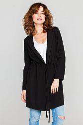 Čierny kabátik PE80