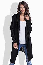 Čierny sveter LS174