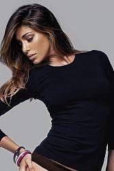 Dámske bavlnené tričko Talia