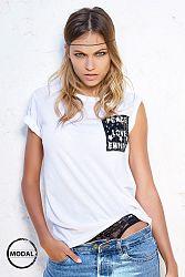 Dámske modalové tričko Dafne