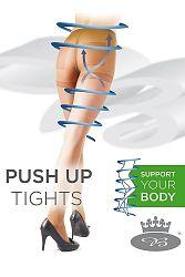 Dámske pančuchové nohavice s Push-Up efektom Relax