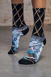 Dámske viacfarebné ponožky Hummingbird