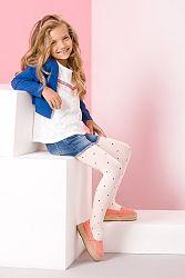 Dievčenské pančuchové nohavice Pipi