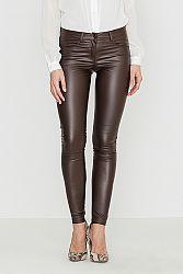 Hnedé nohavice K231