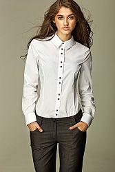 Košeľa K38 biela