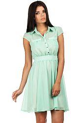 Mätové šaty MOE 093