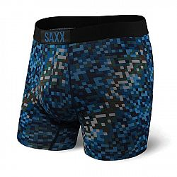 Pánske boxerky SAXX Vibe Ocean Camo