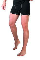Pánske čierne boxerky Classic VI Dry Line