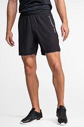 Pánske čierne šortky Adils Shorts