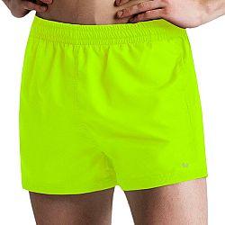 Pánske kúpacie šortky ANPORE Neon žlté