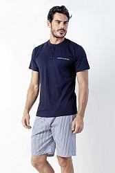Pánske pyžamo Romeo krátke