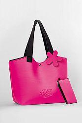 Plážová taška Lady Etna ružová