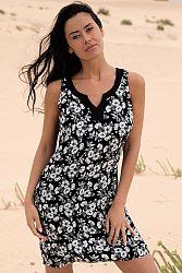 Plážové šaty Flowery