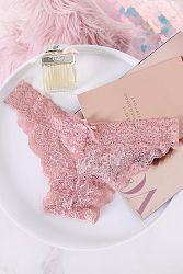 Ružové nohavičky The Tricia Bikini