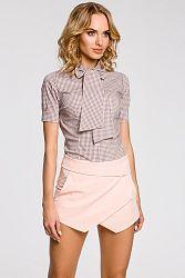 Ružové šortky MOE 091