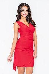 Šaty M053 červená