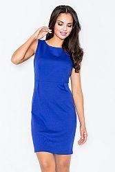Šaty M079 modrá