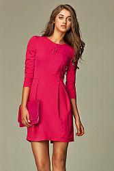 Šaty S32 ružová