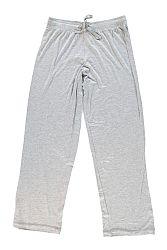 Sivé pyžamové nohavice Double Fun