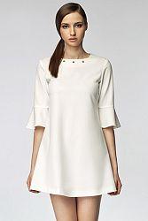 Smotanové šaty Misebla SU023