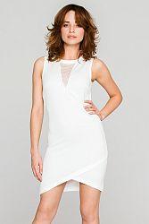 Smotanové šaty PE61