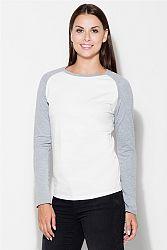 Tričko K108 sivá