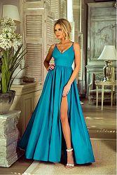 Tyrkysové šaty Nina