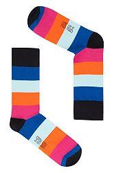 Unisex viacfarebné ponožky Spox Sox 4WD