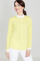 Žltá košeľa K275