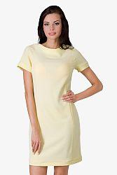 Žlté šaty Derren