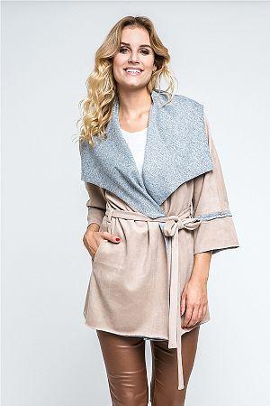Béžový kabátik 240155