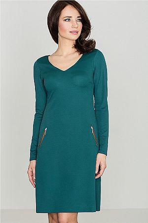 Šaty K078 zelená