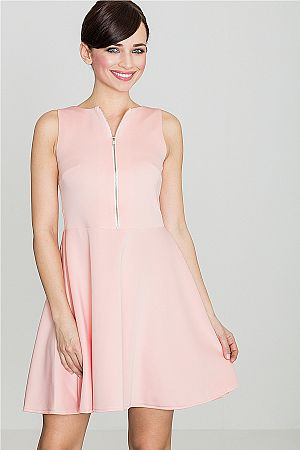 Šaty K098 ružová