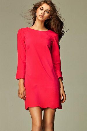 Šaty S28 ružová